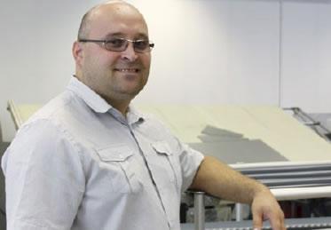 Managing Director József Bakus
